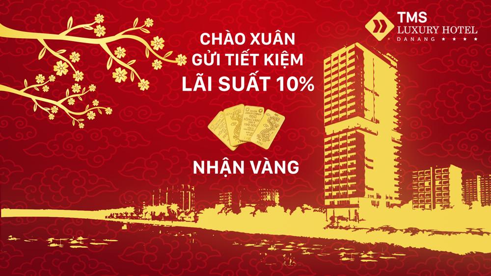 Nhận ngay Lộc Vàng 9999 đầu năm khi mua Condotel TMS Luxury Đà Nẵng