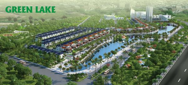 Tổng quan dự án Khu đô thị Green Lake- Đà Nẵng 2016