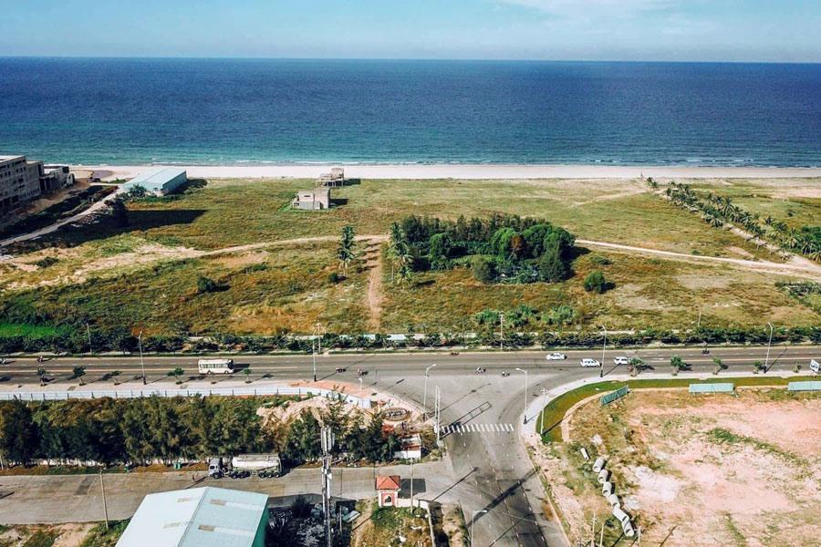 Đà Nẵng: Thu hồi đất dự án nghỉ dưỡng để mở lối xuống biển, lên phương án mở đường ven biển