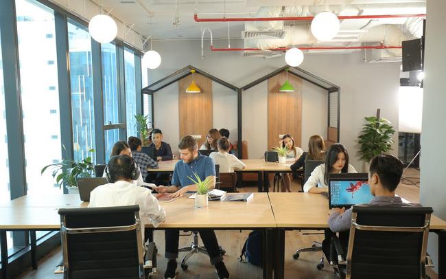 Mô hình văn phòng chia sẻ (Co-working space) xu hướng mới tại Việt Nam