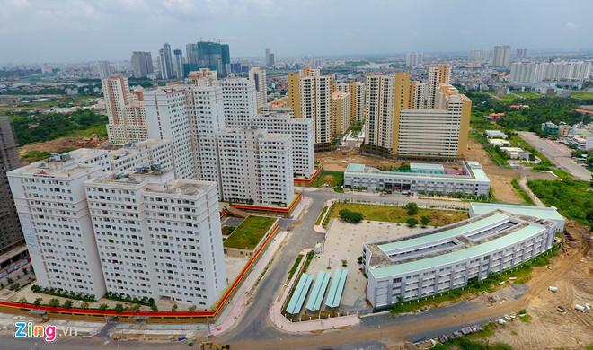 Xu hướng chọn mua căn hộ giá rẻ đã qua sử dụng