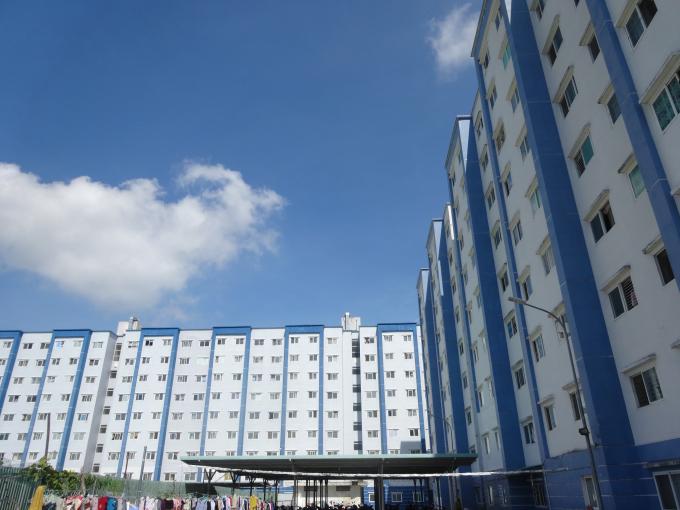 Giá căn hộ các dự án dành cho người thu nhập thấp tại Đà Nẵng.
