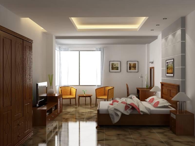 Mẫu căn hộ chung cư được thiết kế hiện đại