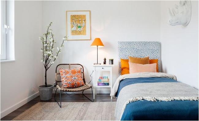 Trang trí ghế đơn cho phòng khách và phòng ngủ
