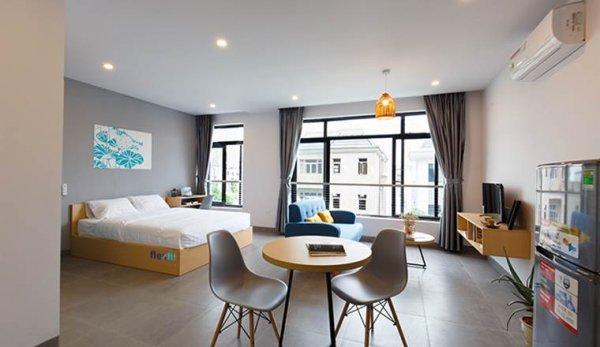 Cho người nước ngoài thuê căn hộ dịch vụ - Xu hướng kinh doanh mới của người Việt